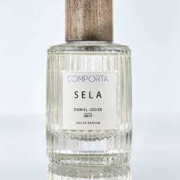 Eau de Parfum: Sela from Comporta, Portugal. Features: leathery, animalic, woody
